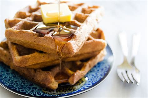 gluten free and grain free waffles the pioneer woman