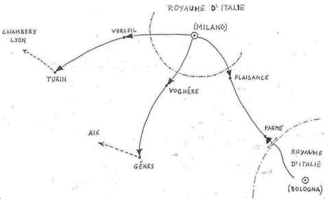 i francesi in italia