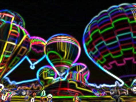 lunapic   photo editor neon