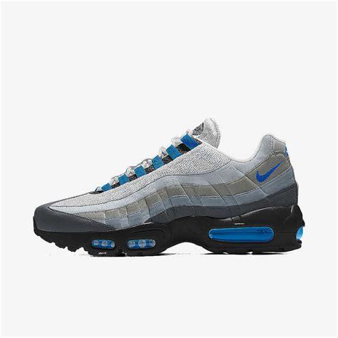 nike max air shoes nike air max 95 id shoe nike