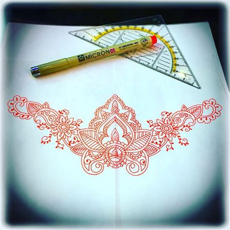 mandala tattoo lower back pinterest the world s catalog of ideas