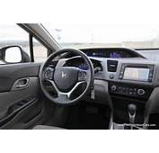 2012 Honda Civic Natural Gas GX Interior