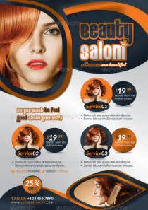 66 beauty salon flyer templates free psd eps ai