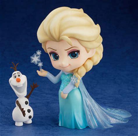 Nendroid Elsa And Frozen 475 550 Smile Company Kws frozen elsa olaf nendoroid 475 smile company figures databases