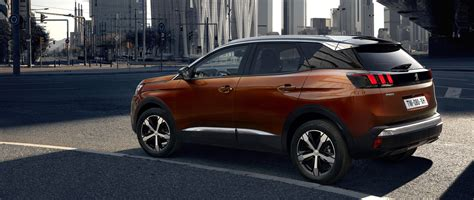 peugeot car of the year peugeot 3008 is car of the year 2017 peugeot