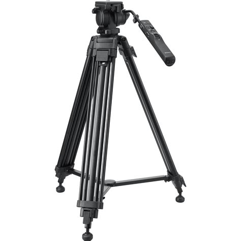 Tripod Remote sony vct vpr100 remote tripod vctvpr100 b h photo