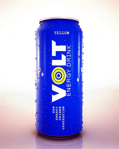 generation y energy drinks 3d volt energy drink modeling rendering on behance