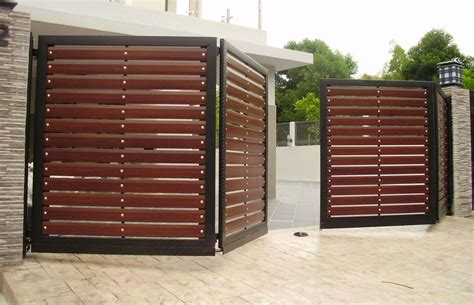 classical collections  automatic electric gates house