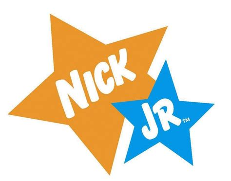 nick jr nick jr tv logo bwwtvworld