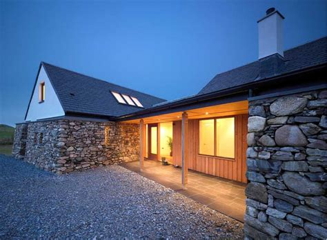 architect houses coll property hebrides house scottish home e architect