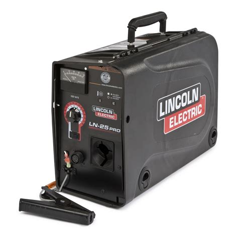 lincoln electric wire feeder lincoln ln k2613 5 black polycarbonate semi automatic