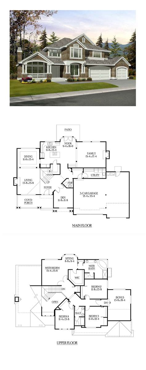 cool house plan best 25 4 bedroom house ideas on pinterest 4 bedroom