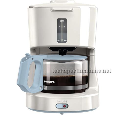 Coffee Maker Philips Hd7450 70 philips hd7450 70 coffee machine tech specs