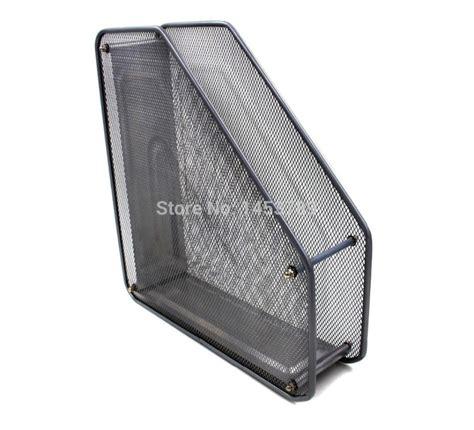 white metal desk organizer paper holder desk best home design 2018