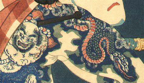 toyohara kunichika snake tattoo artelino ukiyo e search