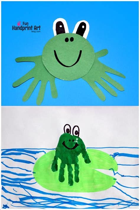 frog pattern for kindergarten easy to make recycled cd frog craft frog crafts frogs