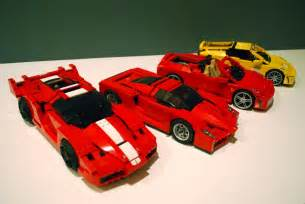 Lego Cars Our Lego Town