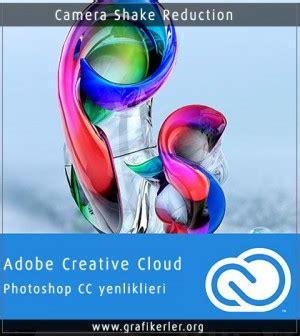 photoshop cc camera shake reduction/ kamera titreme