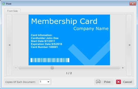 membership card template free id card workshop professional membership management and