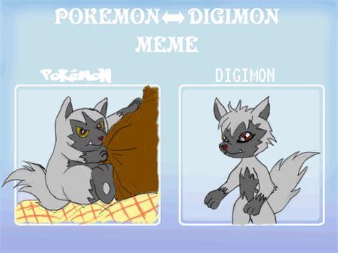 Arti Meme - digimon pokemon meme by silver arti on deviantart