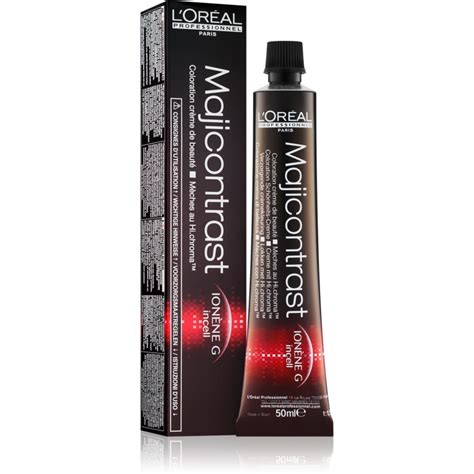 majicontrast loral professionnel uk loreal majicontrast hair color brown hairs l or 201 al professionnel majicontrast hair color notino co uk