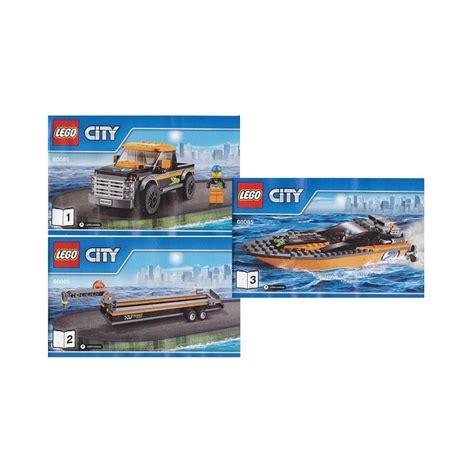 speedboat lego lego speedboot dem productions