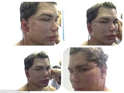 human ken doll before and after human ken doll rodrigo alves talks about worst surgery