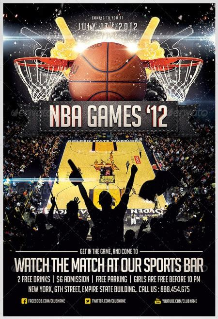 20 Electrifying Print Ready Sports Flyer Templates Sports Event Flyer Template Free