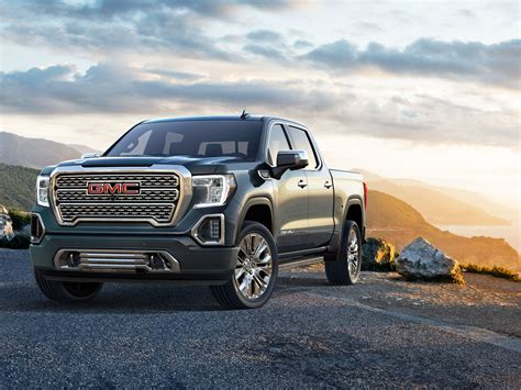 Gm Ford by Carbon Fiber Loaded Gmc Denali One Ups Ford S F 150