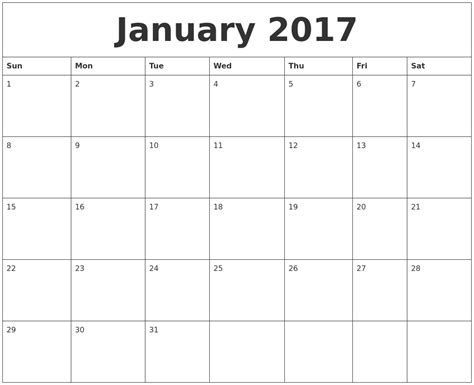 how to make a picture calendar july 2017 create calendar