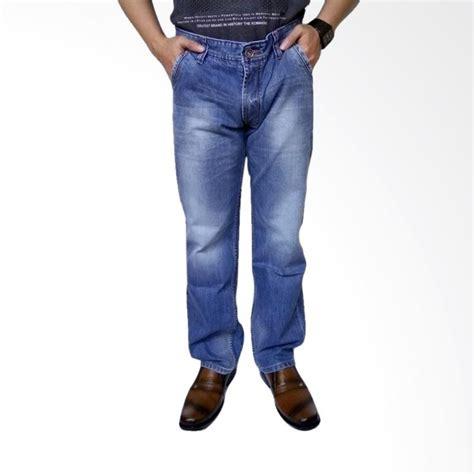 Harga Celana Original jual new lois original celana panjang pria blue