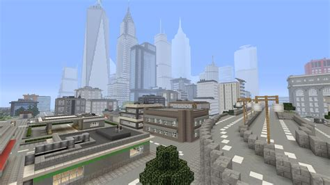modern city modern city show your creation minecraft minecraft