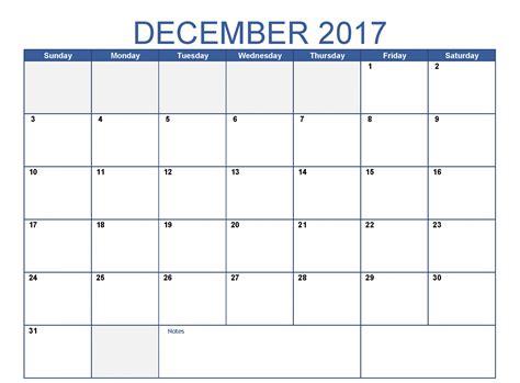 printable calendar template december 2017 december 2017 calendar a4