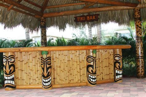 Tiki Bar Tiki Bar Ideas To Do In New House The O