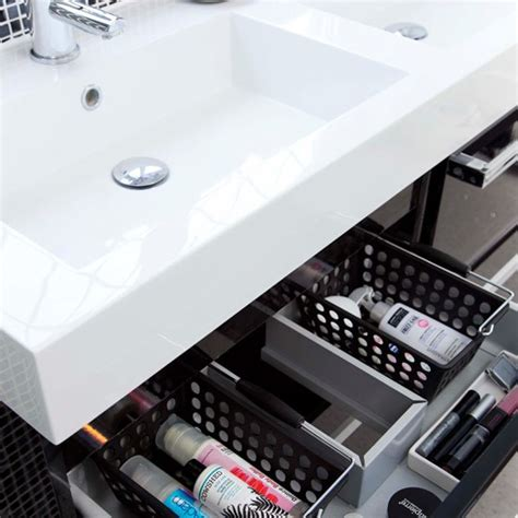 Vanity Storage Solutions by Vanity Unit Storage Discover This Bathroom S Storage