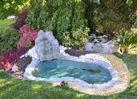 foto laghetti da giardino cascate per laghetti arredo spluga