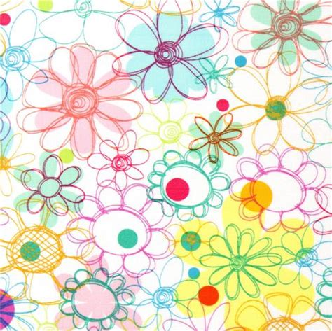 flower design laminates white flower laminate designer fabric daisy usa
