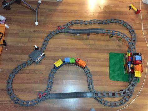 Lego 2736 Duplo Switching Track 48 besten lego layouts bilder auf lego