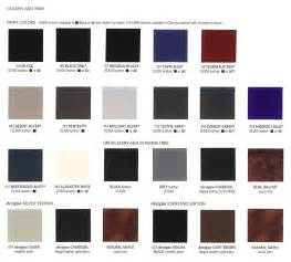 Mercedes Colour Codes Mercedes 463 Standard Color Codes Code List