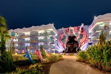 top 5 disney hotels after wdw magazine