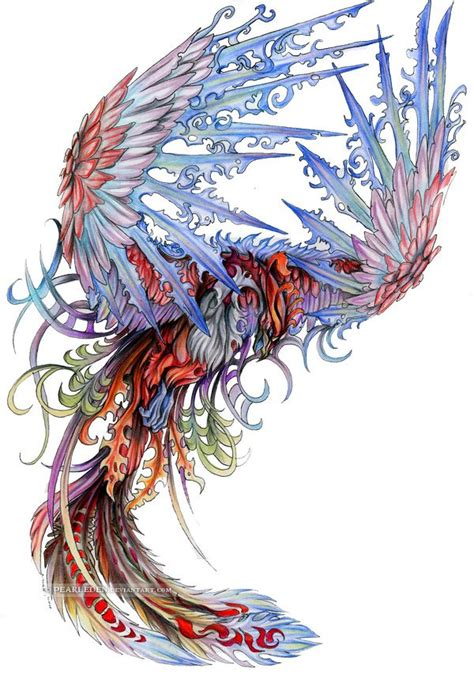 phoenix bird tattoo designs the best japanese style