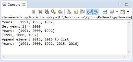 tutorial python slice python lists tutorial