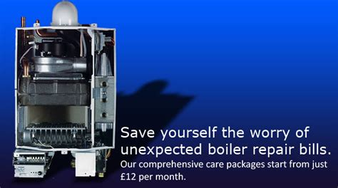 Plumbing Insurance Comparison by Heating And Boiler Cover Boiler