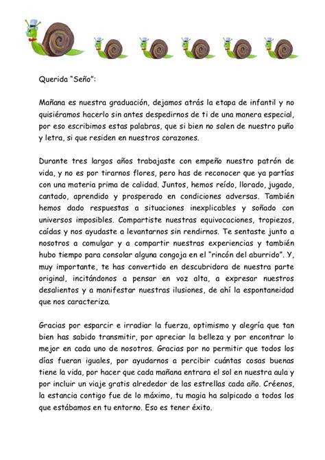 discurso para despedir egresados guadalajara carta despedida 1 1