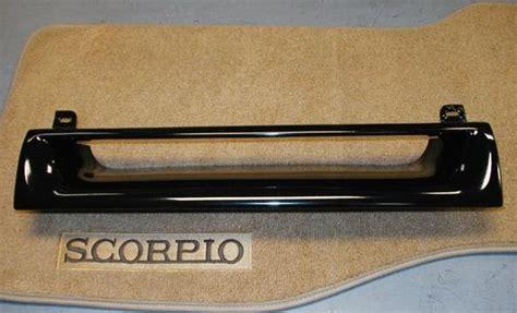 Handle Set Original Scorpoio Asli Ygp new products rapido