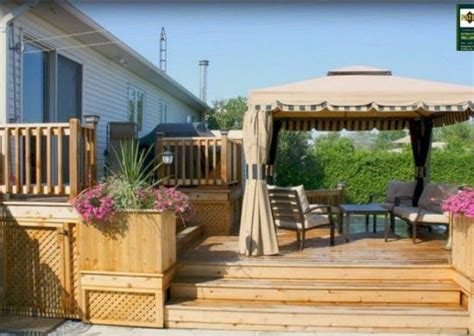 gazebo deck 13 best images about awnings on small yards