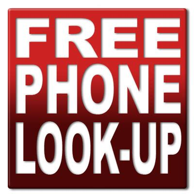 better reverse phone lookup free service caller's id