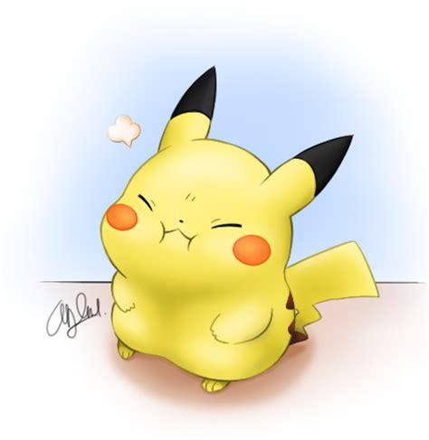 imagenes kawaii pikachu kawaii pikachu