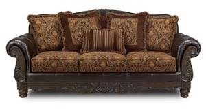 leather and fabric combination sofas fabric combination