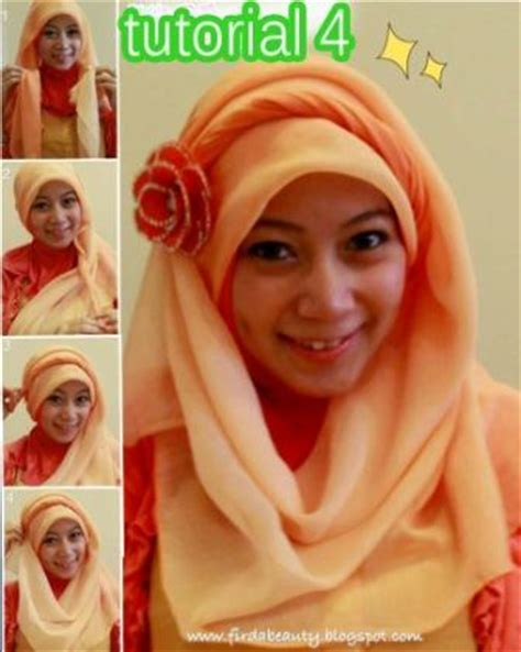 kumpulan tutorial jilbab paris simple tutorial hijab segi empat new calendar template site